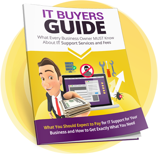 Image of FREE IT Support Buyers Guide that details what Portland business owners should be paying for IT support services.